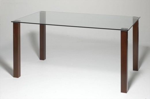 Ayr 4 Leg Dining Table