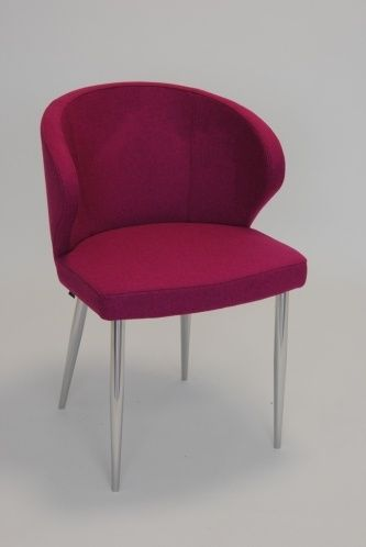 Doris P Armchair - Base 04