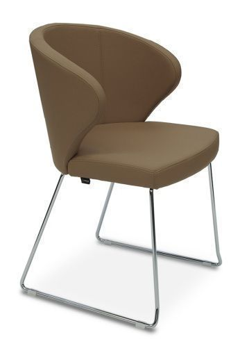 Doris P Armchair - Base 07