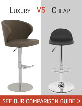 Italian Vs. Chinese Bar Stools