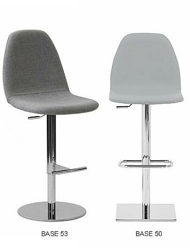 Kube Adjustable Bar Stool
