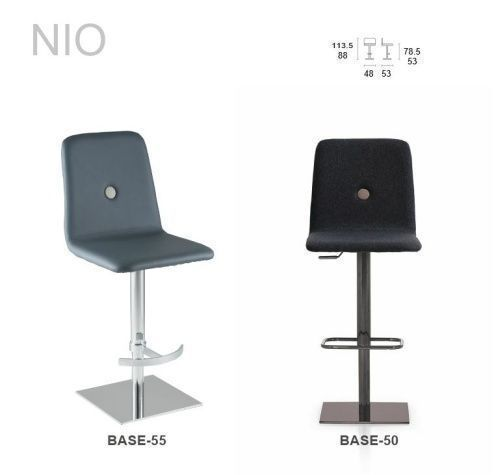 Nio Adjustable Bar Stool