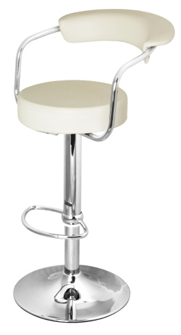 Zoe Adjustable Bar Stool